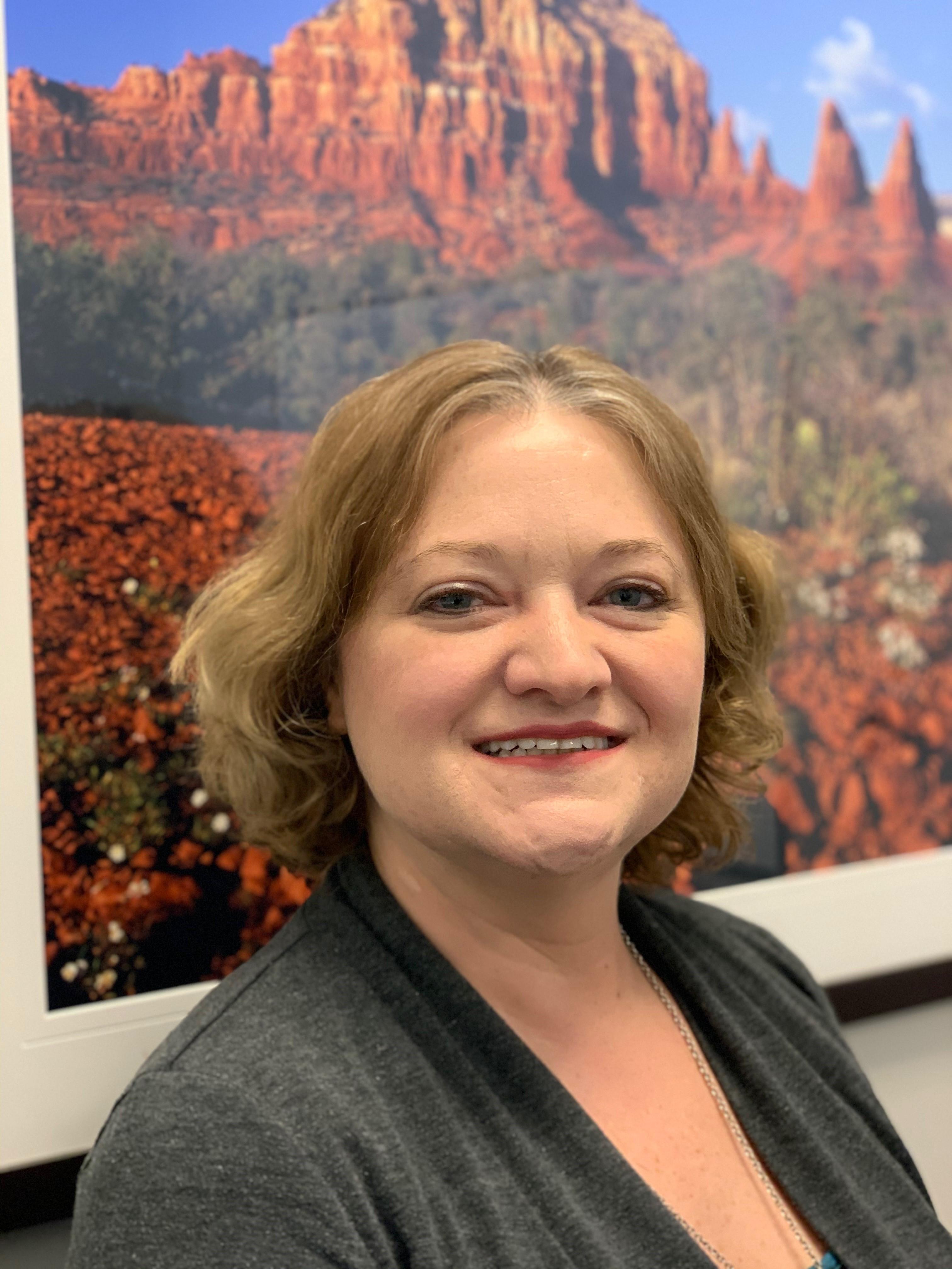 Brenda Stacklin, Office Coordinator