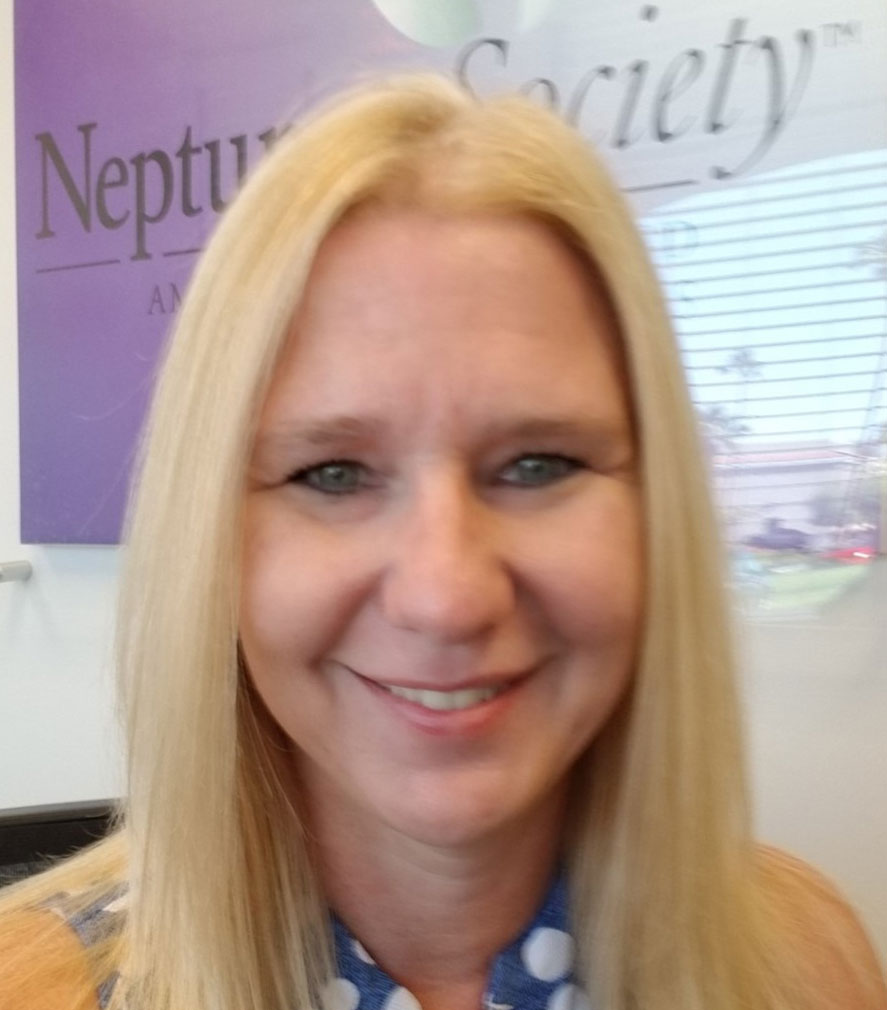 Neptune Society Funeral Director, Cheryl Wagner