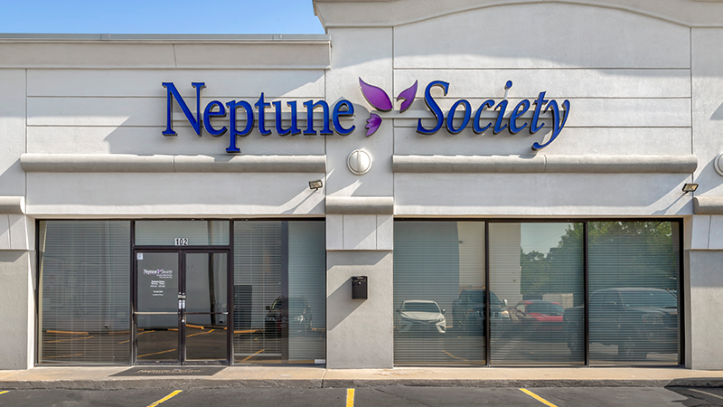 Neptune Society Houston, TX - Exterior