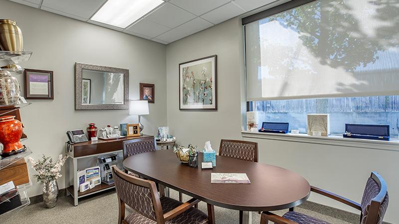 Neptune Society Cremation Service Boston, MA - Arrangement Room 2