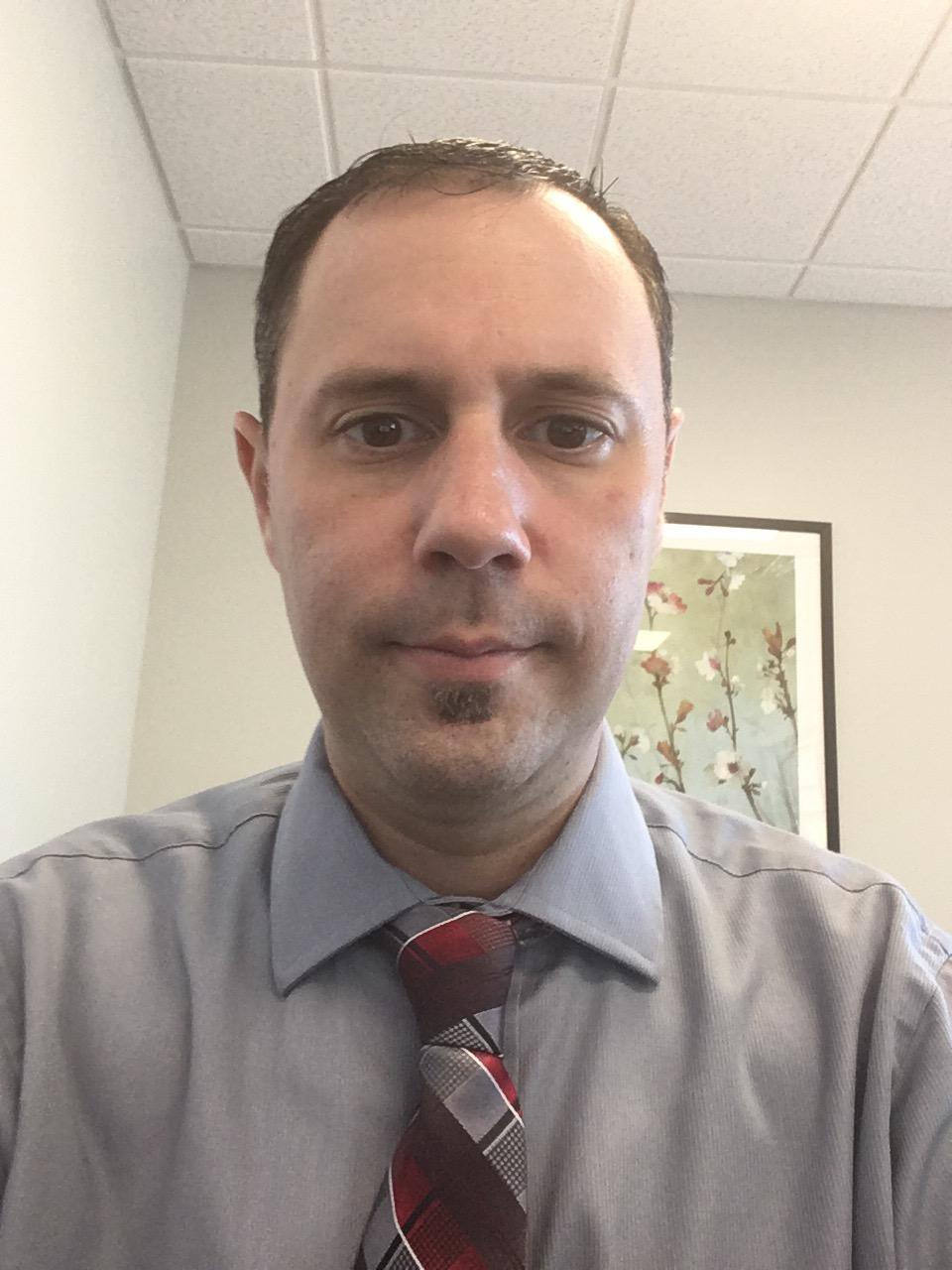 Joseph Parys - Office Coordinator