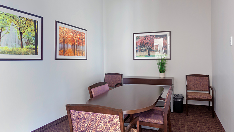 Neptune Society Cremation Services Boise, ID arrangement room