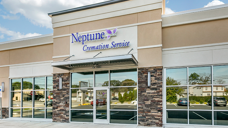 Neptune Cremation Service Milmont Park, PA - Front of Office