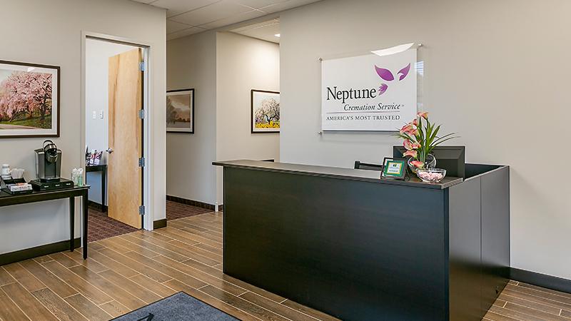 Neptune Cremation Service Milmont Park, PA - Office Lobby