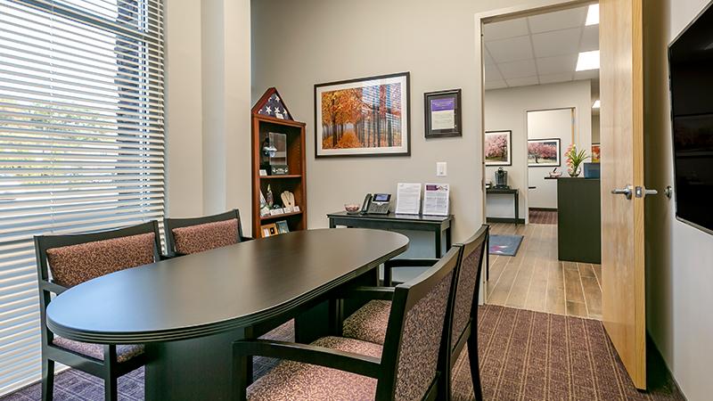 Neptune Cremation Service Milmont Park, PA - Arrangement Room