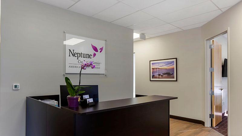 Neptune Cremation Service in Virginia Beach, VA - Lobby